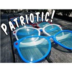 Patriotic Spectaculars - Jumbo Sunglasses - USA Made