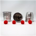 Cups and Balls ip00340 aluminum