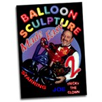 Balloon Sculpture Made Easy #2 DVD