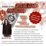 Crystal Clear Prediction - Alexander de Cova